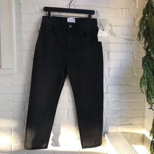 NWT Current Elliot Vintage Cropped Slim Jean 29